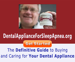 Dental Appliance for Sleep Apnea 300 x 250