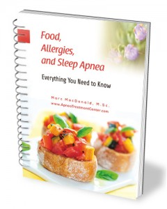 Are you interested in learning more about how food and diet can cause and cure your sleep apnea.? Click Here!
