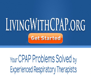 Living With CPAP 300 x 250