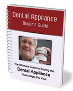 CLick heare to get the 'Dental Appliances Buyers Guide'!